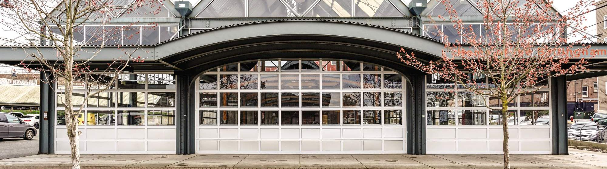 Aluminum Glass Doors Overhead Door Company Of Chattanooga